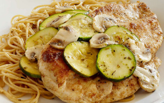 Healthy Recipes: Chicken Piccata